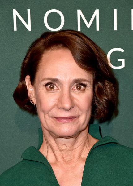 Laurie Metcalf Bob [face,eyebrow,chin,forehead,nose,head,cheek,hairstyle,smile,brown hair,laurie metcalf,nomination,90th academy awards,face,eyebrow,chin,forehead,california,hollywood reporter 6th annual nominees night - arrivals,the hollywood reporter 6th annual nominees night,laurie metcalf,90th academy awards,the big bang theory,actor,academy awards,hollywood,72nd tony awards,75th golden globe awards,nomination]