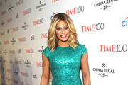 Laverne Cox Beaded Dress
