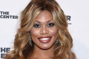 Laverne Cox Long Curls