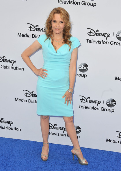 Lea Thompson Cocktail Dress