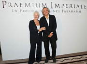 Judi Dench's bootcut slacks are a versatile classic cut that can be used for almost any occasion!