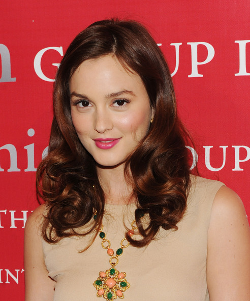 Leighton Meester False Eyelashes