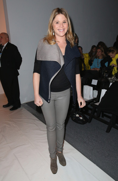 More Pics of Jenna Bush Hager Skinny Pants (1 of 3) - Pants & Shorts Lookbook - StyleBistro