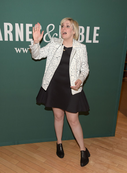 More Pics of Lena Dunham Leather Slip On Shoes (1 of 14) - Loafers Lookbook - StyleBistro
