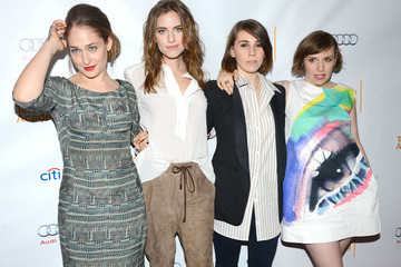 "Lena Dunham Zosia Mamet The Television Academy Presents An Evening With ""Girls"""