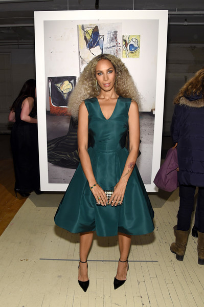 Leona Lewis Cocktail Dress