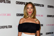 Leona Lewis Off-the-Shoulder Top