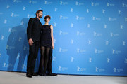 Anne Hathaway and Hugh Jackman Photo