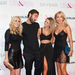 Brody Jenner and Linda Thompson