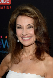 Susan Lucci rocked big hair at the premiere of 'Devious Maids' season 4.
