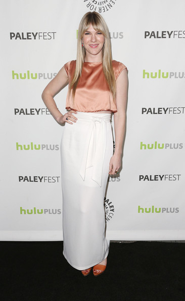 Lily Rabe Crop Top