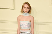Lily-Rose Depp Pencil Skirt