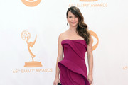 Linda Cardellini Mermaid Gown