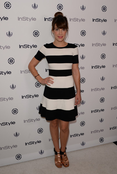 Lindsay Sloane Print Dress