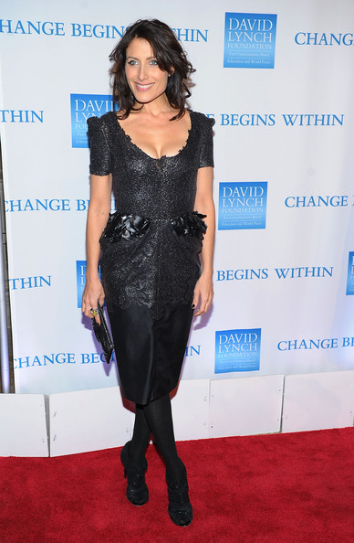 Lisa Edelstein Cocktail Dress