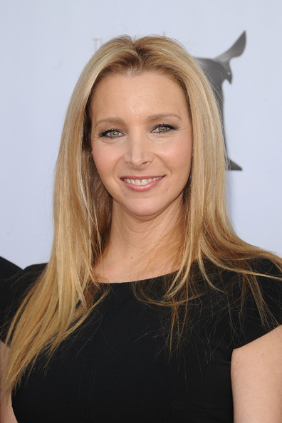 Lisa Kudrow Hair