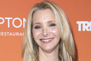 Lisa Kudrow Medium Layered Cut