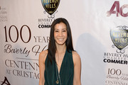Lisa Ling Evening Dress