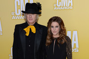 Lisa Marie Presley Evening Dress