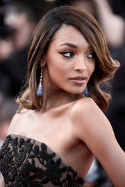 Jourdan Dunn was dripping with Chopard jewels during the Cannes premiere of 'The Little Prince.'