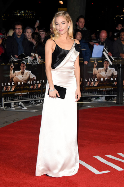 Look of the Day: January 12th, Sienna Miller