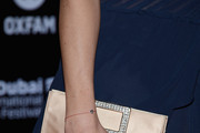 Livia Firth Satin Clutch