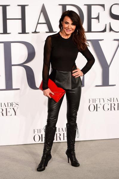 Lizzie Cundy Envelope Clutch