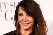 Lizzie Cundy Long Wavy Cut with Bangs