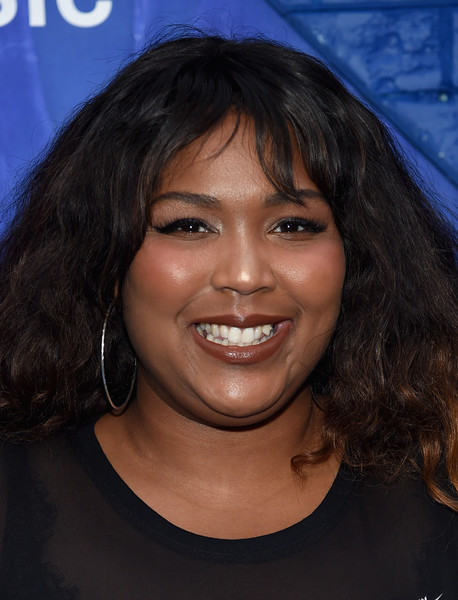 Lizzo Sterling Hoops [stole the show documentary film premiere,stole the show documentary film premiere,hair,face,hairstyle,eyebrow,chin,forehead,smile,nose,black hair,lip,lizzo,new york city,kygo,the metrograph]
