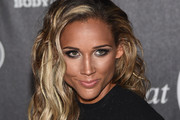 Lolo Jones Long Wavy Cut