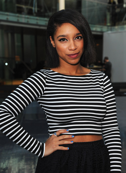 More Pics of Lianne La Havas Long Skirt (2 of 3) - Lianne La Havas Lookbook - StyleBistro