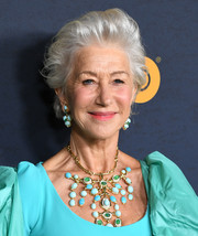 Helen Mirren was edgy-glam with her mussed-up 'do at the LA premiere of 'Catherine the Great.'