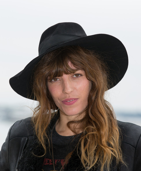 Lou Doillon Walker Hat