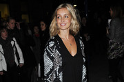 Louise Redknapp Leather Tote