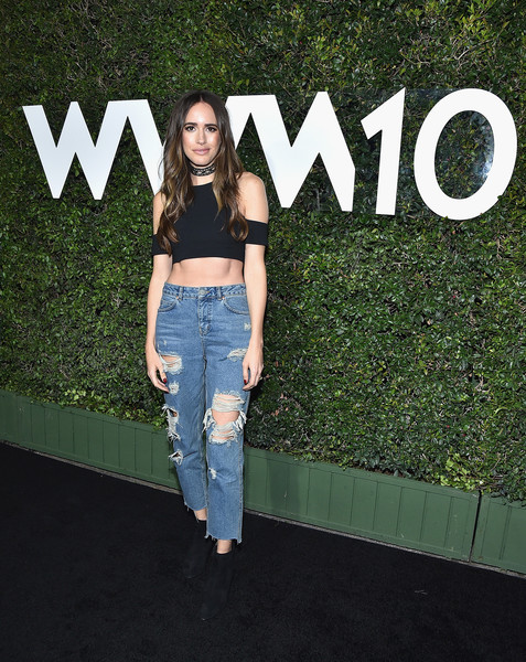 Louise Roe Crop Top