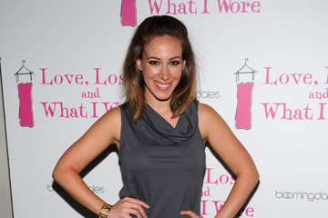 Haylie Duff's Easy to Manage Medium Hairstyle