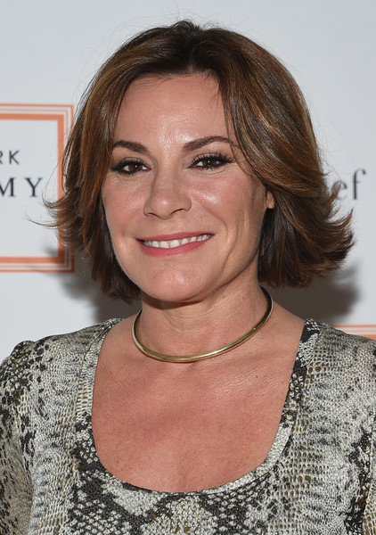 LuAnn de Lesseps Layered Razor Cut [real housewives of new york city,image,photograph,hair,face,hairstyle,eyebrow,chin,blond,brown hair,lip,neck,premiere,luann de lesseps,celebrity,hair,hairstyle,new york city,new york academy of art,tribeca ball,luann de lesseps,the real housewives of new york city,celebrity,socialite,new york,livingly media,image,photograph]