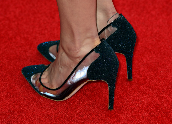 More Pics of Taylor Schilling Diamond Ring (1 of 27) - Taylor Schilling Lookbook - StyleBistro [the lucky one - european film premiere,the lucky one,high heels,footwear,leg,basic pump,shoe,slingback,foot,court shoe,ankle,human leg,taylor schilling,european,london,england,bluebird,film premiere]
