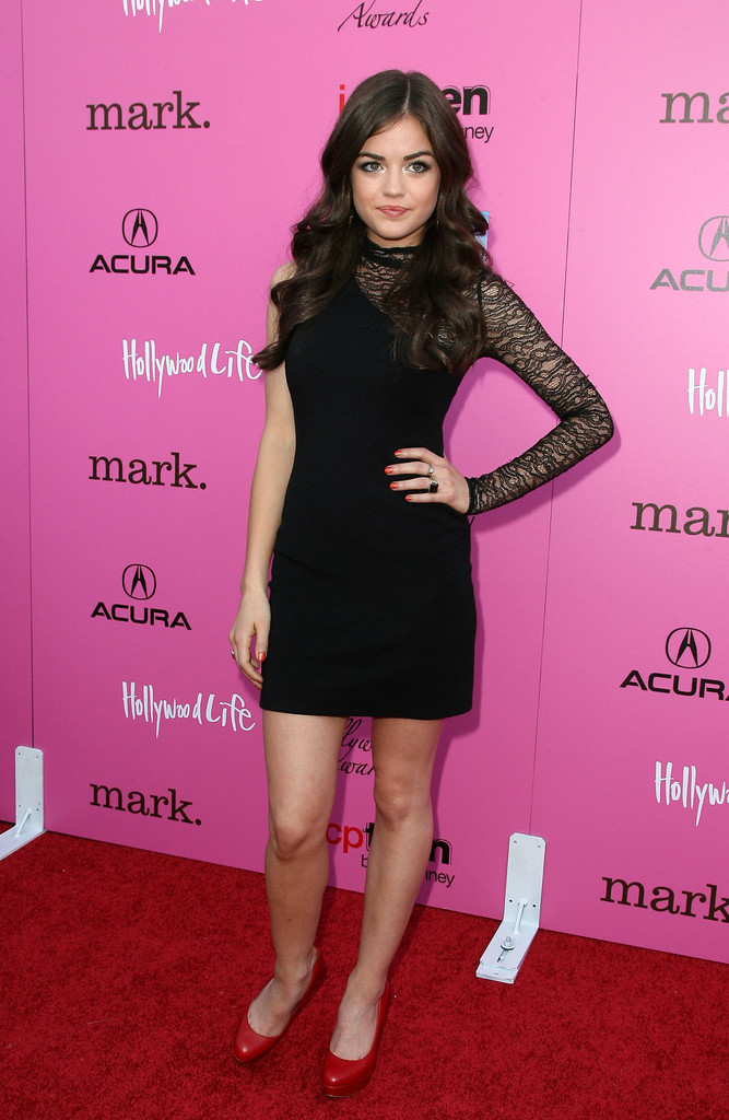 lucy hale pumps lucy hale heels looks stylebistro