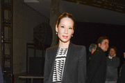 Lucy Liu Leather Pants
