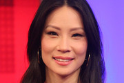 Actress Lucy Liu visits FOX & Friends at FOX Studios on May 26, 2011 in New York City.