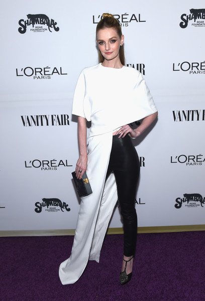 Lydia Hearst Box Clutch