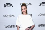 Lydia Hearst Leather Pants
