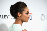 Lyndie Greenwood French Twist
