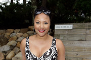 Lynn Whitfield Print Dress