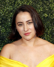 Zelda Williams sported a perfect bob at the Maison de Mode sustainable style celebration.