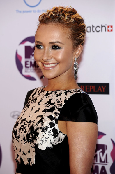 More Pics of Hayden Panettiere Slingbacks (1 of 8) - Hayden Panettiere Lookbook - StyleBistro
