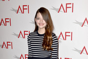 Mackenzie Foy Leather Purse