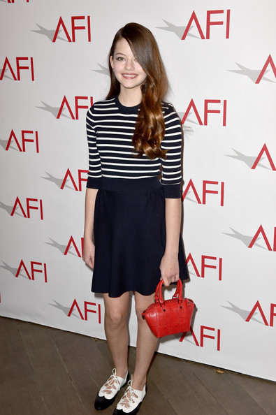 Mackenzie Foy Shoes