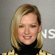 Gretchen Mol's Choppy Bob